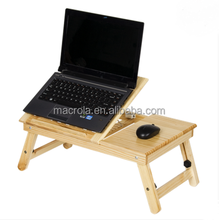 The simple life--portable pine laptop stand/laptop table