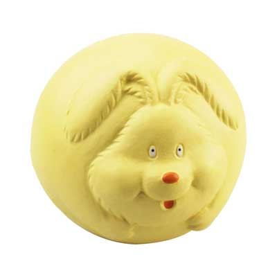Rabbit ball Rabbit Shaped PU stress ball promotion gift stress toys