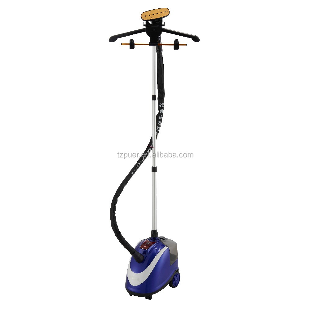 professional electric floor standing industrial steam iron press iron