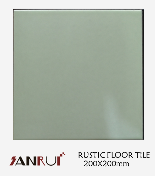 small size many color porcelain floor tile 200X200mm