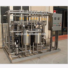 Small Scale UHT Sterilizer Milk Pasteurization