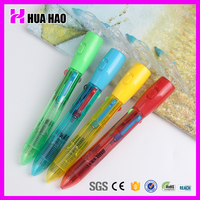 cute stationery plastic ballpoint pen wholesale latest best selling charming ball pen