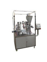 Rotary type coffee capsules filling sealing machine for KCUP /Nespresso / Lavazza