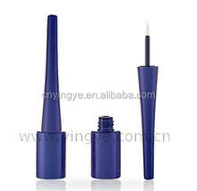 classical eyeliner tube with cap wiper/tube/bottle/container