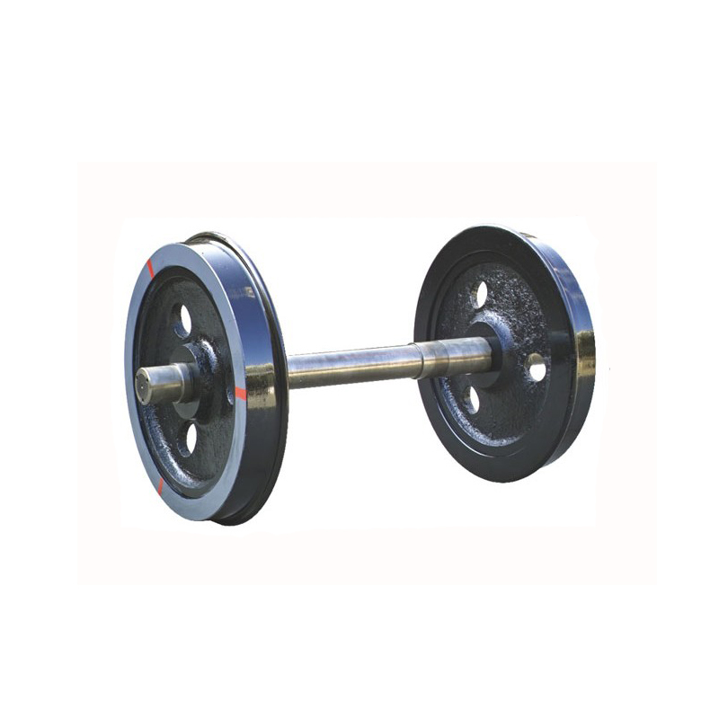 China Coal Cast Steel Mine car wheels with various kinds