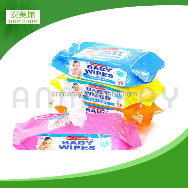 China Factory Welcome OEM facial wet tissue wet wipe tissue