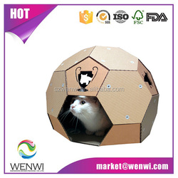 The one and only cardboard cat houses for sale