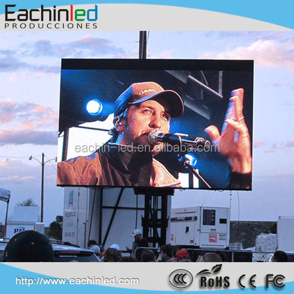 P8.925 Rental LED Display Screen/Thin Cabinet, Light Weight