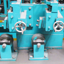 High-frequency rectangle tube forming rolling mill machinery