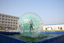 High quality inflatable water zorb ball for sale