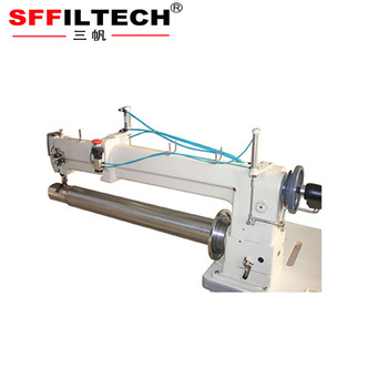 double needle sewing machine for industrial use