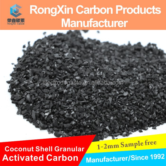 High Benzene Adsorption Capacity 400 min Coconut Shell Activated Carbon for Treatment of Water Cleaner