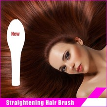 Personalized Wholesale Electric Brush Low Price Hair Straightener