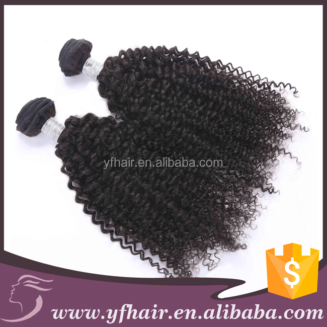 2015 High Quality Virgin Wholesale Price Unprocessed chinese kinky curly hair