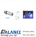 stainless steel mini fittings for swimming pool optic fiber lighting decoration