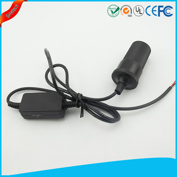 Black Step Up DC DC 12v to 36v Converter