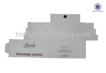Custom Printed Good Quality Tights Packaging
