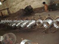 Iron Wire Zinc Plating Machine