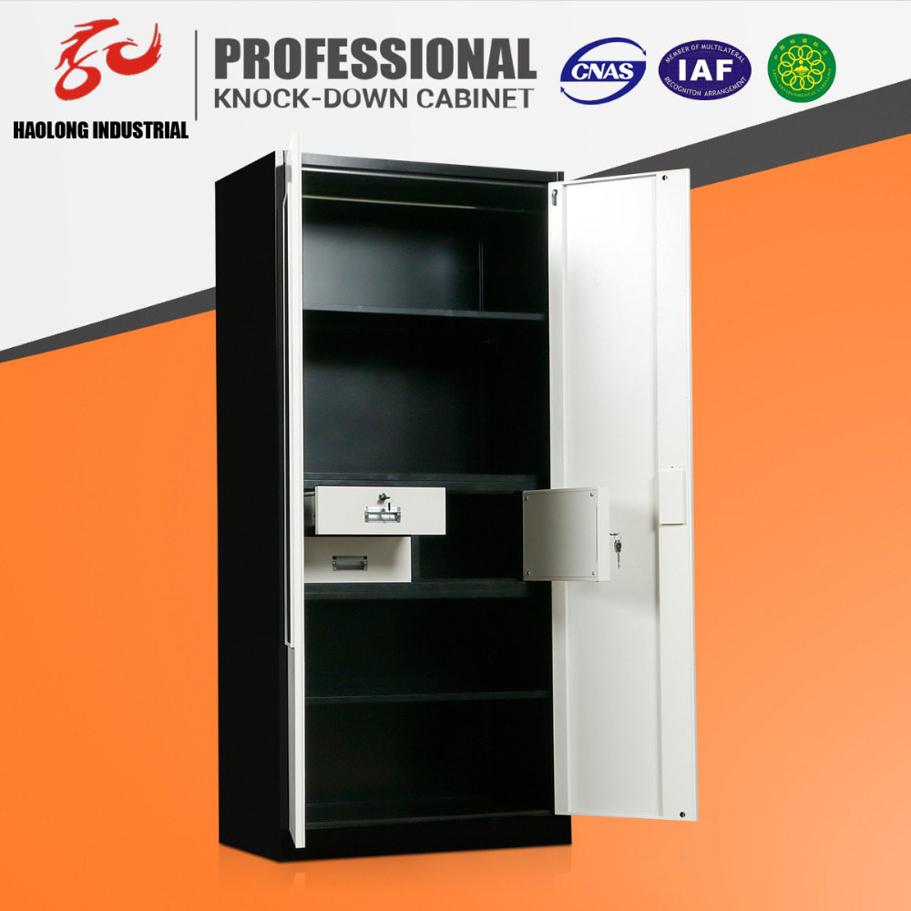 Dressing room hanging clothes steel wardrobe locker /iron locker
