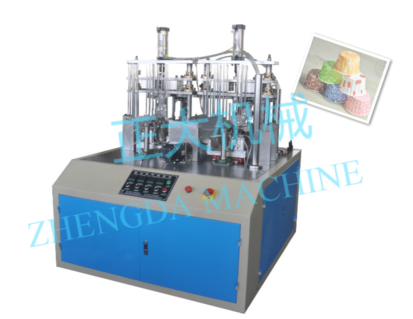 JDGT-BE Full-automatic Paper Cup Cake Making Machine