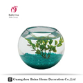 2017 Wholesale Arts And Crafts Elegant Clear Glass Vase With Different Types Glass Vase