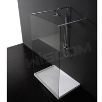Hot India Glass Doors Shower Screen WD4021