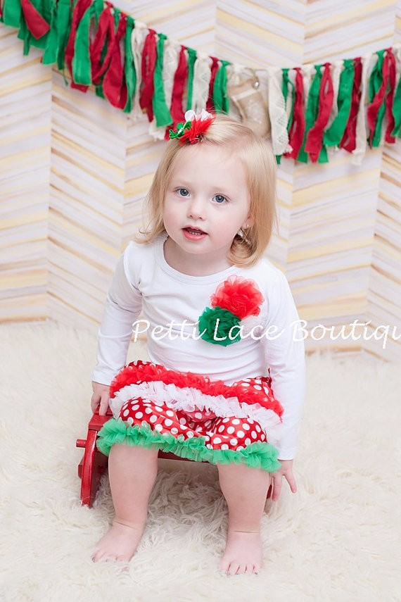 Children girl dress wholesale boutique clothing sets winter christmas newborn baby clothes