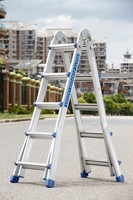 multifunction telescopic ladder