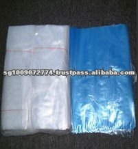 Handle HDPE Plastic Bags without Printing