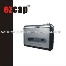 usb tapes/cassette converter , usb cassette player , tapes to MP3