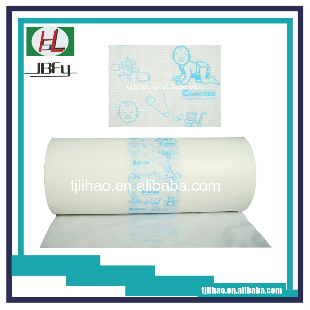 Breathable polyethylene pe film for disposable diapers