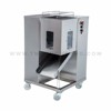 8mm Thickness 500 Kg/Hour Electric Chicken Mutton Meat Cutter