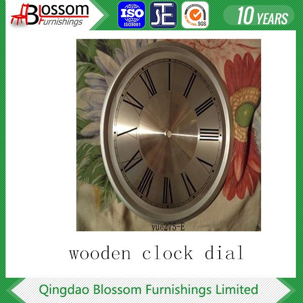 wall clock world map watch dials for mechanical winding movement and battery movement