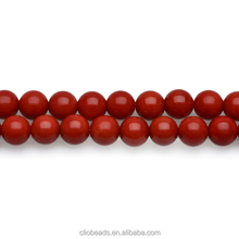 2mm Round Red Coral Loose Beads Price