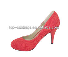 2013 women lady wedding shoes red pumps banquet wedding dress shoes