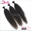 Virgin Malaysian hair factory price curly hair wefts for sale