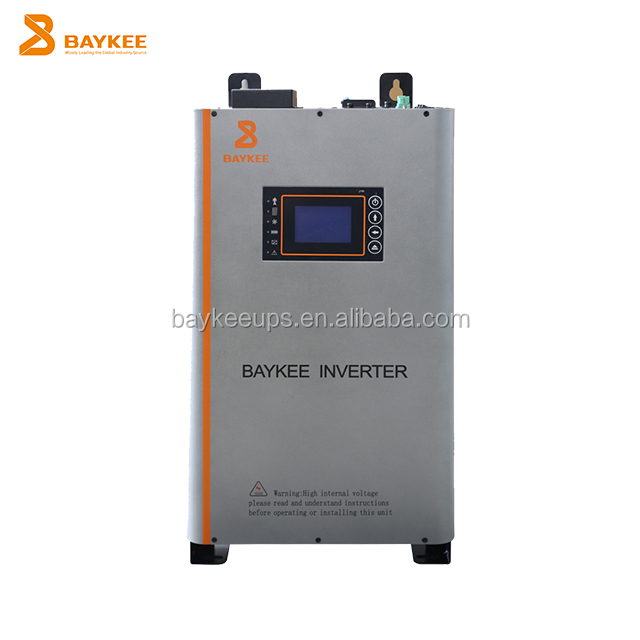 Baykee solar panel machine off grid 3KW compact solar power system