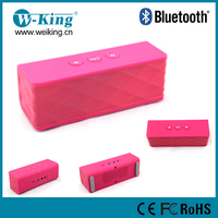2015 computer accessories computer case bluetooth speaker sound box for pc, 800ma, 3w*2 for iphone