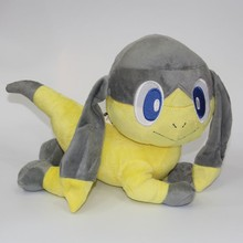 Hot sale new style super soft short lightning norm pokemon plush toy