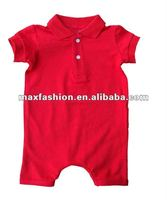 ShenZhen super lovely apparel fabric kids wear baby rompers made in china