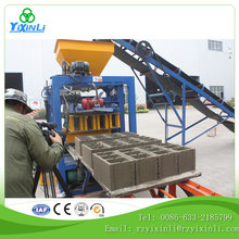 China hot sale low price brick block making machines