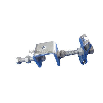 Hot selling Henan Aoguli best quality down-lead clamp