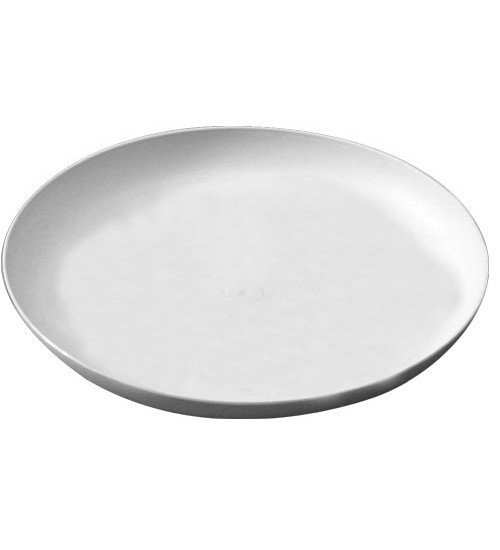 32.5cm Diameter Round Plastic Tray - High Quality PP - Customizable