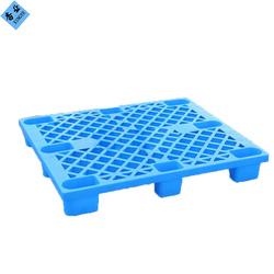 Hot sale heavy/medium duty faced plastic workshop/warehouse/ supermarket assembly pallet for stacking