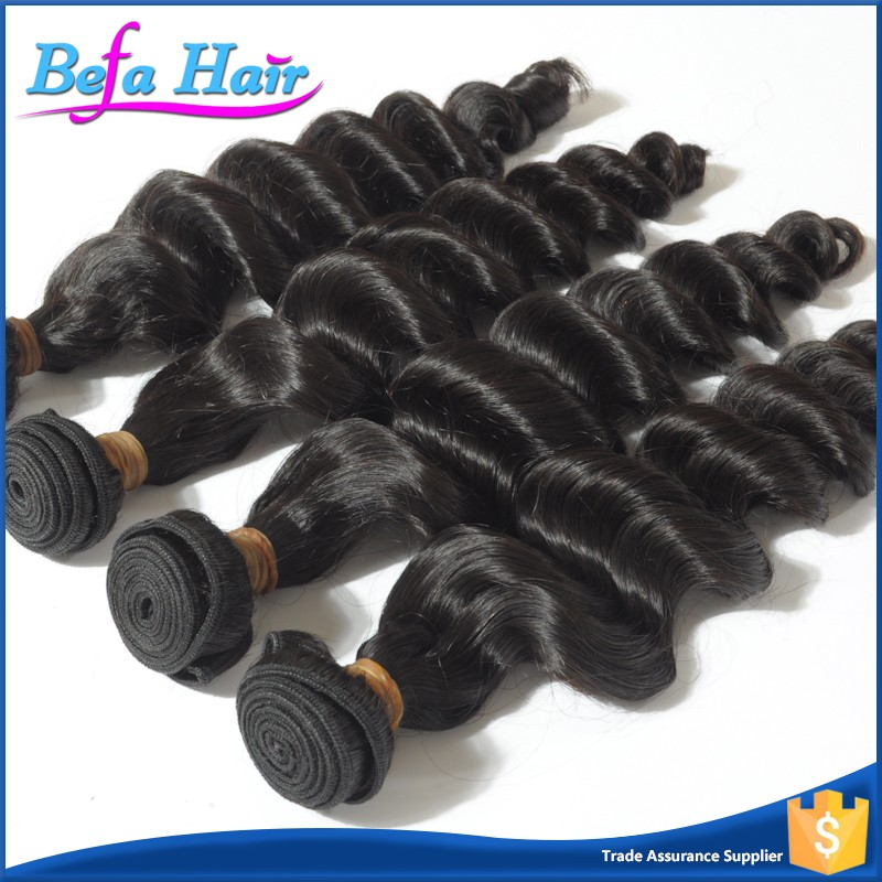 Befa Hair Loose Wave 22 22 24 Inches Pure Virgin Malaysian Hair Weave