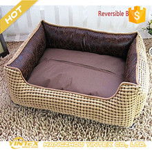waterproof good beautiful large pet dog bed cushion kennel