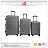 2016 Hot Sale Cheap Factory Price Grey Color Hard Shell OEM ODM Online Shopping ABS PC Trolley Luggage Bags