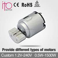 Micro 3V dc vibration motor for dildos