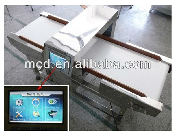 Conveyor Food Metal Detector MCD-F500QF