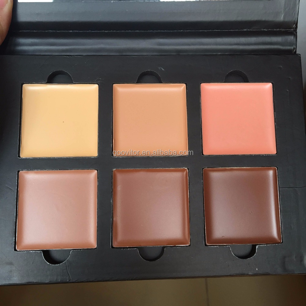 Wholesale Brand Cream Contour Kit Palette Makeup For <strong>Face</strong>